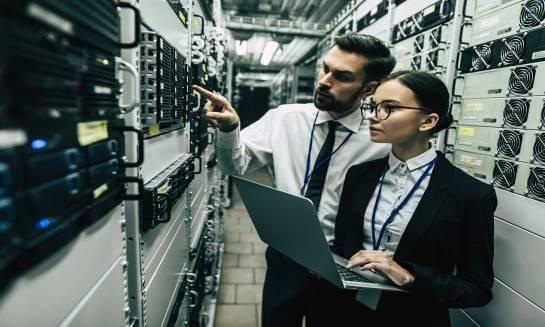 Serwerownia jako rozwiązanie dla małych firm