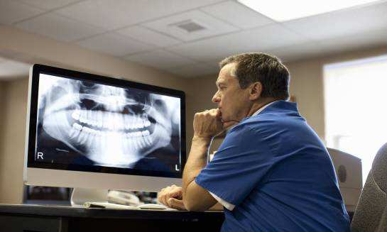 RTG w diagnostyce stomatologicznej