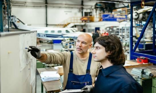Techniczne zaopatrzenie przemysłu maszynowego