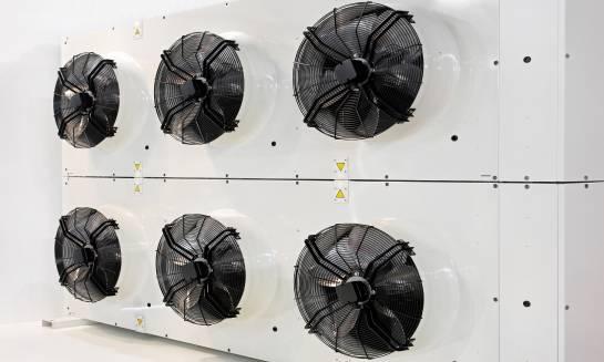Charakterystyka wentylatorów osiowych