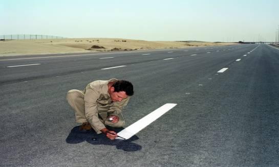 Metody znakowania dróg