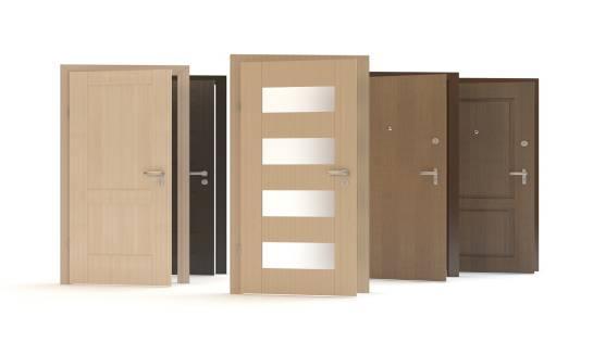 Kryteria wyboru drzwi wewnętrznych