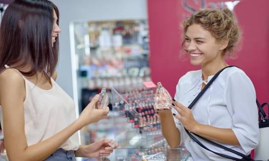 Perfumy jako pomysł na prezent