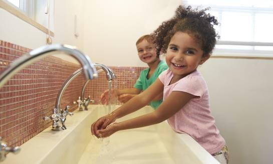 Higiena w przedszkolu. Czystość to podstawa!