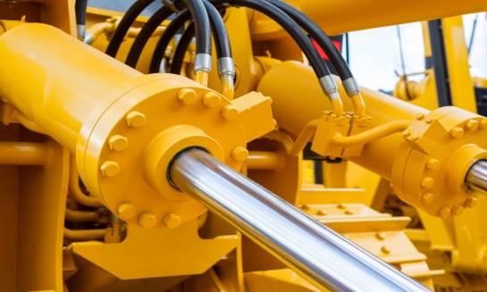 Cylindry w układach hydraulicznych