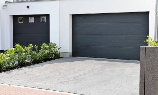 Rodzaje bram garażowych