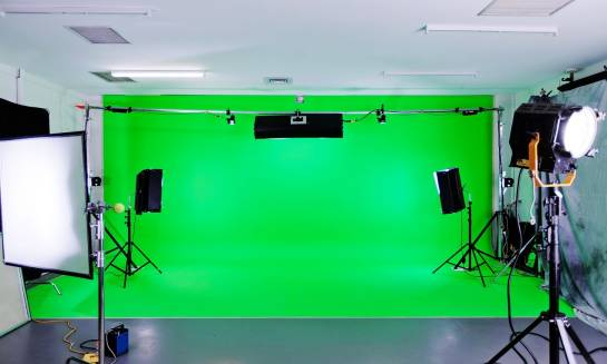 Green screen w fotografii i filmie