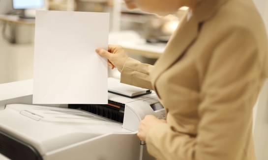 Najczęstsze awarie urządzeń biurowych