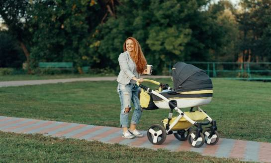 Jak zadbać o odpowiednią amortyzację wózka dziecięcego?