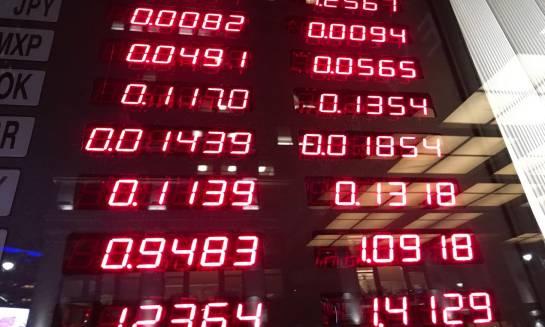 Jak często zmieniają się kursy walut?