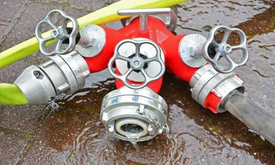 Co zaliczamy do armatury przeciwpożarowej?