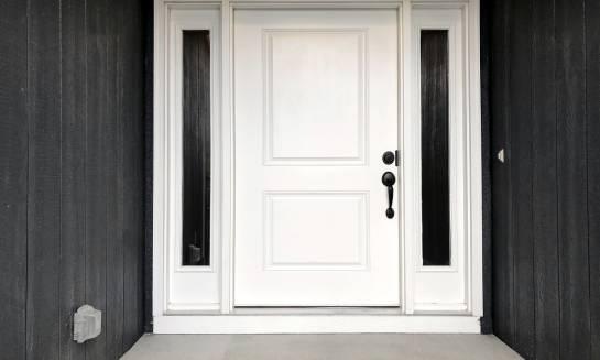 7 cech dobrych drzwi zewnętrznych