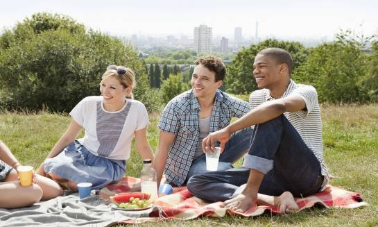 Piknik jako ciekawy pomysł na imprezę firmową