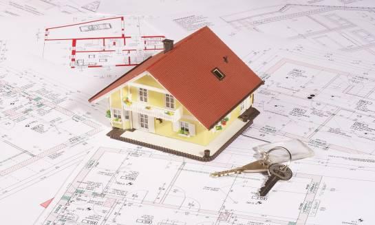 Co to znaczy, że dom został wybudowany pod klucz?