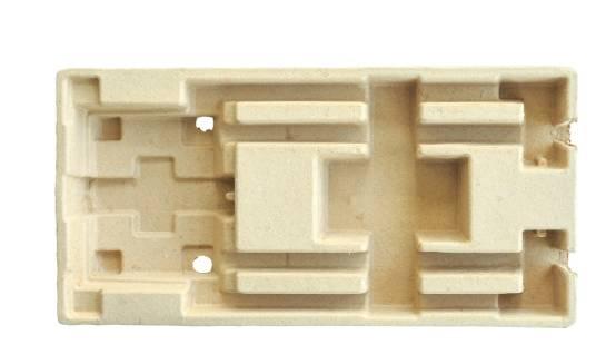 Kształtki opakowaniowe z pulpy papierowej - ekologiczna alternatywa dla tworzyw sztucznych