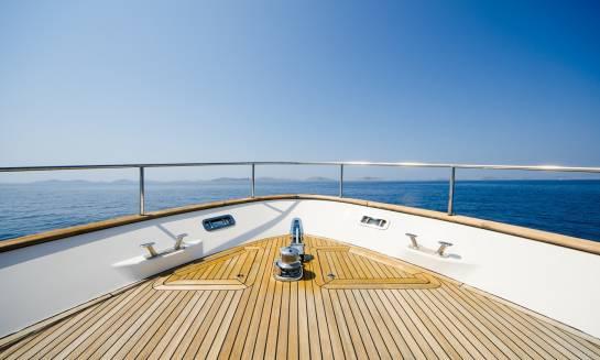 Zasady obsługi jachtowej windy kotwicznej. To musisz wiedzieć
