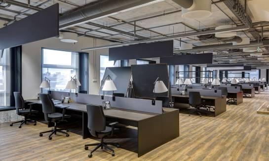 Kompleksowe projektowanie mebli biurowych