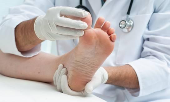 Metody leczenia grzybicy stóp