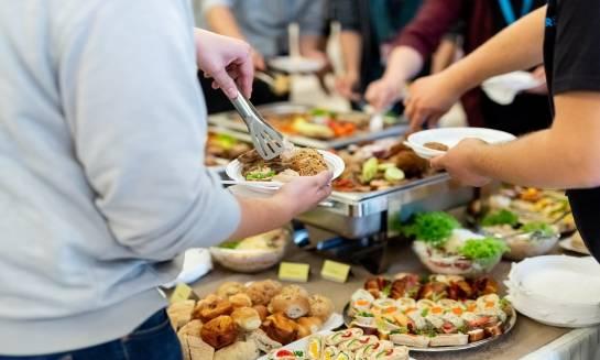 4 cechy dobrego cateringu