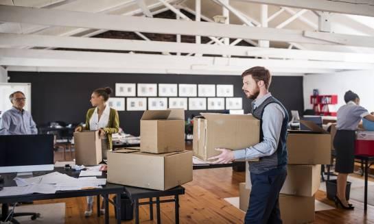 Jak zorganizować przeprowadzkę biura?