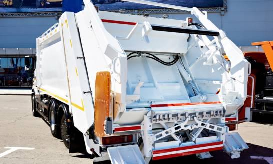 Typy pojazdów obsługi komunalnej