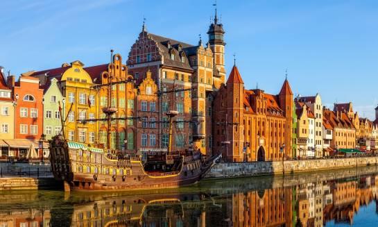 Uroki Starego Miasta w Gdańsku