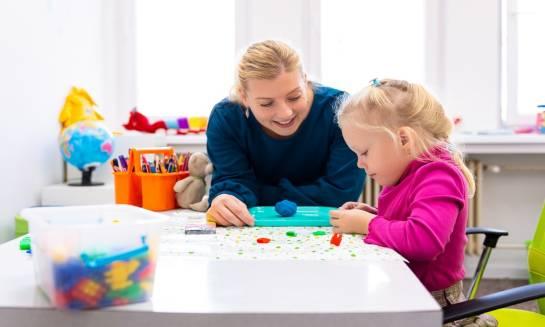 Na czym polega integracja sensoryczna dzieci?