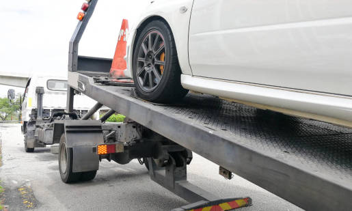 Standardowe wyposażenie autolawet