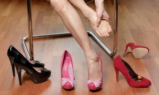 Czy buty na obcasie mają wpływ na naszą sylwetkę?