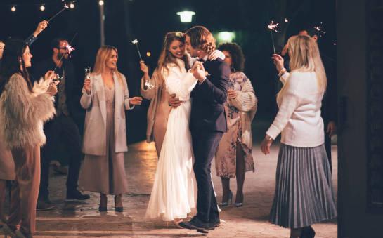 W co ubrać się na wesele, które odbędzie się jesienią?