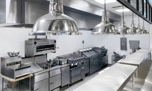 Sprzęt kuchenny stosowany w restauracjach