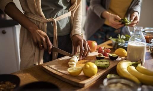 Rola świeżych owoców i warzyw w codziennej diecie