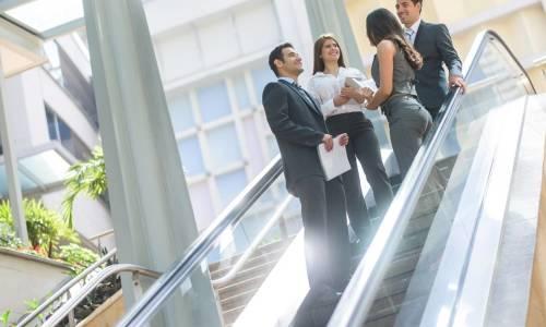Jak działają schody ruchome?