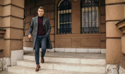 Modne płaszcze męskie. Propozycje ofertowe