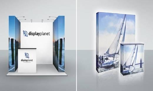 Jakie zastosowania mają modułowe ścianki reklamowe?