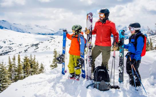 Dlaczego lubimy spędzać zimę w górach?