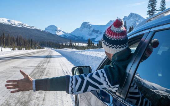 Wypożyczenie samochodu zimą? Nic strasznego!