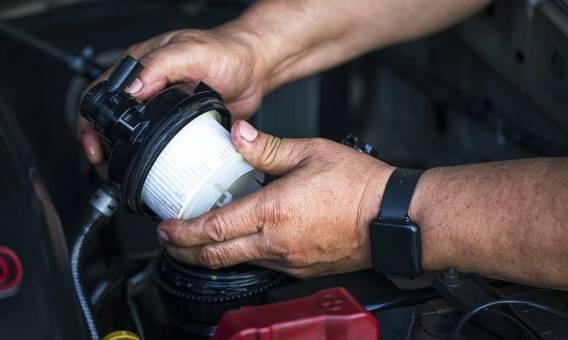 Jak prawidłowo oczyścić filtr cząstek stałych DPF?