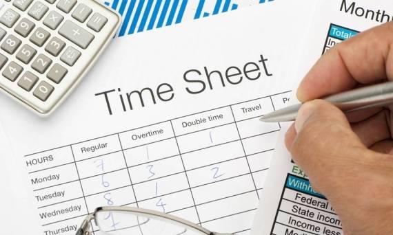 Dokumentacja dotycząca ewidencjonowania czasu pracy od 2019