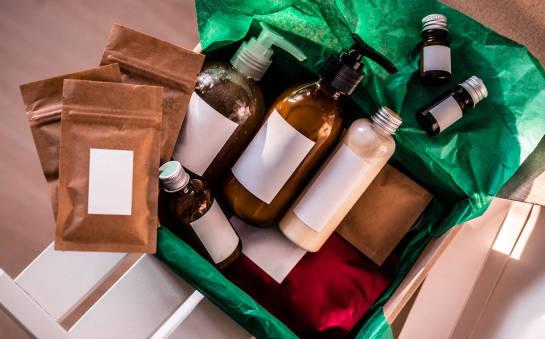 Ekologiczny zestaw kosmetyków na Dzień Kobiet