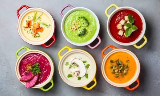 Gotowe zupy jako propozycja dla wegetarian