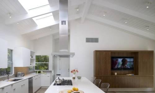 Świetliki jako element systemu wentylacji pomieszczeń