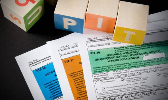Rodzaje ulg podatkowych PIT