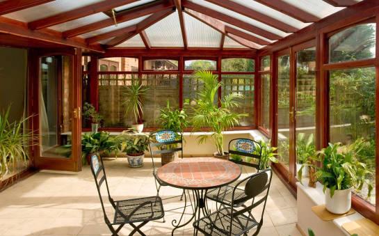 Jak założyć ogród zimowy?