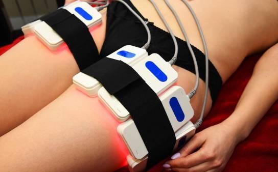 Zimny laser do redukcji tkanki tłuszczowej