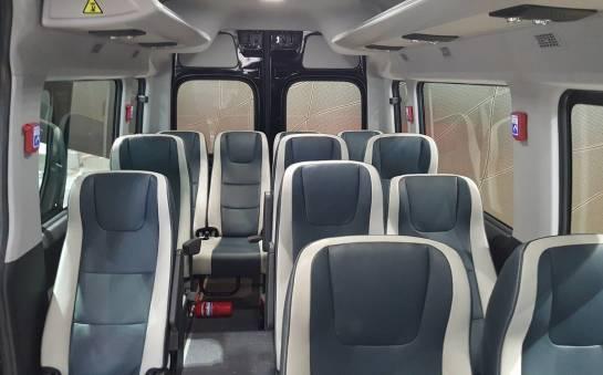 Cechy dobrego busa do przewozów międzynarodowych