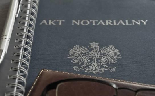 Do jakich przedmiotów darowizny należy sporządzić akt notarialny?