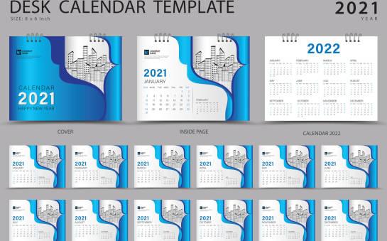 Kalendarz jako przykład praktycznego gadżetu firmowego