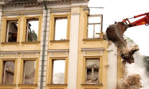 Czy budynki zabytkowe podlegają rozbiórce?
