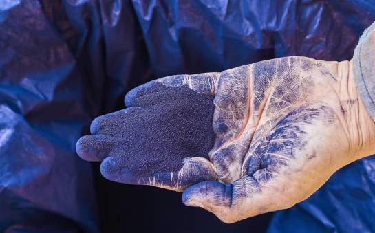 Jak wygląda barwienie bezpośrednie tkanin?
